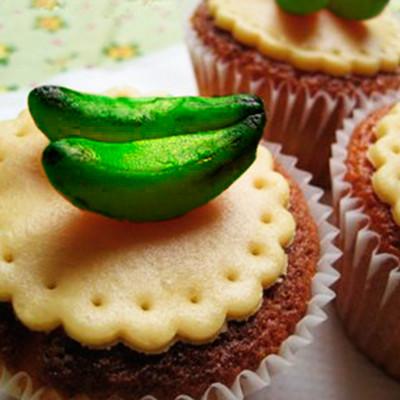 Cupcake-com-Farinha-de-Banana-Verde