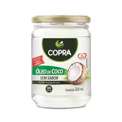 Óleo de coco s/s