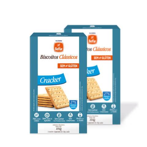 Biscoito Cracker